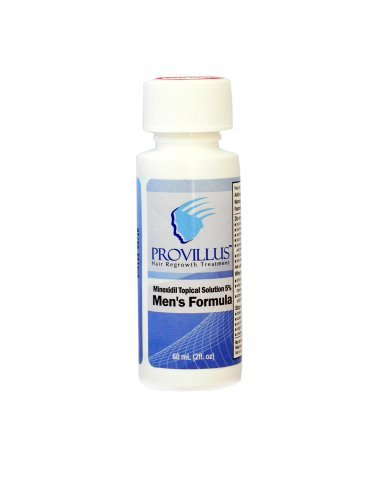 Provillus Hair Support For Men Minoxidil Solution One Month