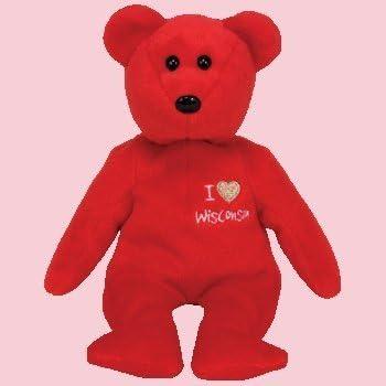 Amazon.com: Green Bay Packers NFL Beanie Baby - Teddy Bear