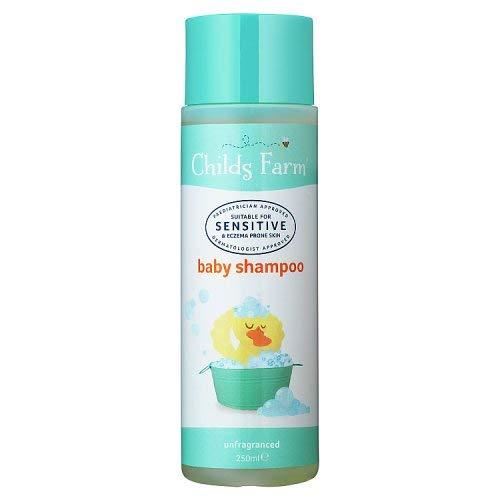 Childs Farm Unfragranced Baby Shampoo 250g