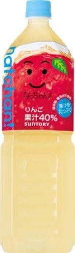 サントリー なっちゃん! りんご 1.5L×8本