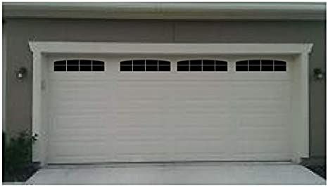 Byron Hoyle Ventanas De Puerta De Garaje De Imitación Para Puertas De Panel Ancho Home Kitchen