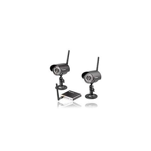 Swann SWADW-DHAWK2 Digital HawkEye 2-Camera Security Kit