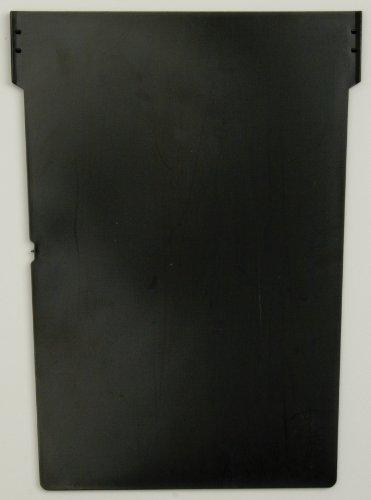 Akro-Mils 40420 Dividers for 30420 Plastic Storage Nestable VantageBin, Black, Case of 12 by Akro-Mils