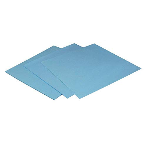 ARCTIC Thermal Pad 290 x 290 x 1.0 mm - Thermal Compound for All Coolers, Efficient Thermal Conductivity Gap Filler, Non-Stick, Safe Handling, Easy to Apply, APT2560 - Blue