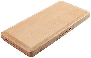 Estuches de viento de madera, caja de madera de caña de Oboe para 20pcs Reeds Color Natural: Amazon.es: Instrumentos musicales