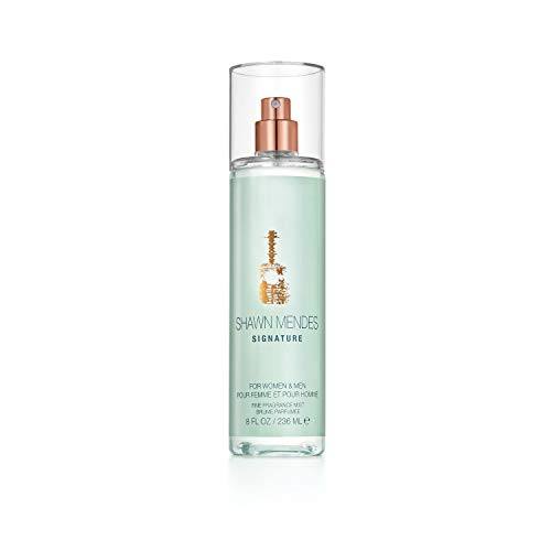 Shawn Mendes fragrance mist 8 oz from Shawn Mendes
