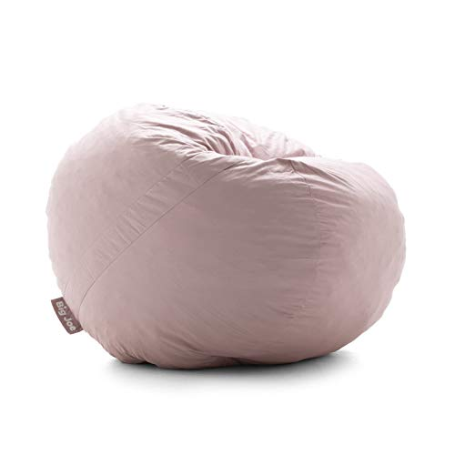 Big Joe 0015653 Nest Fuf, Desert Rose Lenox Shredded Foam Bean Bag, Desert Rose, Desert Rose