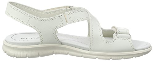 ECCO Footwear Womens Babett Cross Sandal Dress Sandal, Shadow White, 41 EU/10-10.5 M US Photo #3