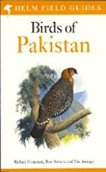 Birds of Pakistan (Helm Field Guides)