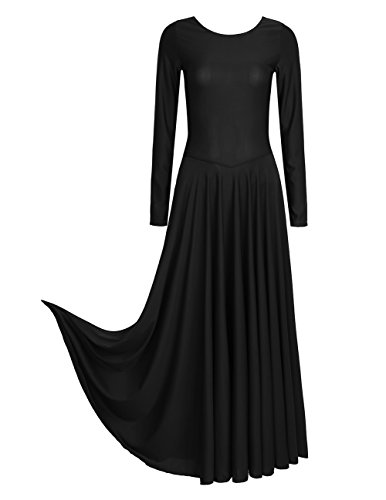 black flamenco dress - 9
