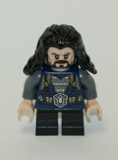 New Lego The Hobbit Thorin Oakenshield Small Minifigure Loose, Baby & Kids Zone