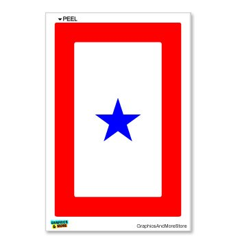 Blue Star Mothers Flag - 4