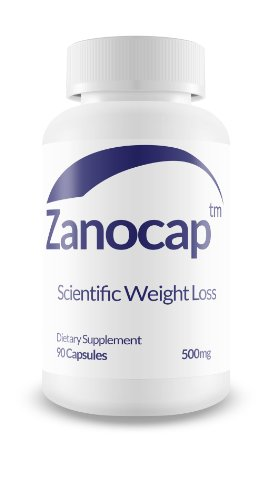 Pilules Zanocap régime pour la perte de poids saine, coupe-faim, et l'éphédra sans gras bloquant pour le contrôle du poids. 90 capsules, 500 mg chacune, tous les ingrédients naturels. 100% Satisfait ou Remboursé.