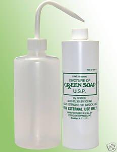 Cosco Green Soap Pint