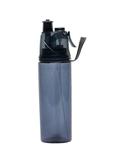 O2COOL Mist Hydration Bottle BLUE product image