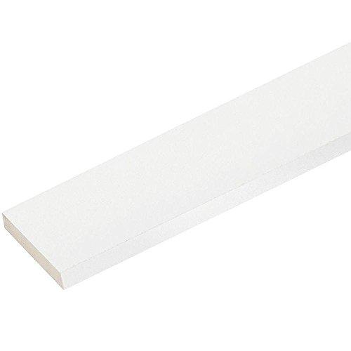 (3/4 in. x 4-1/2 in. x 8 ft. White PVC Trim (6-Pack)-Veranda-IN5416068)