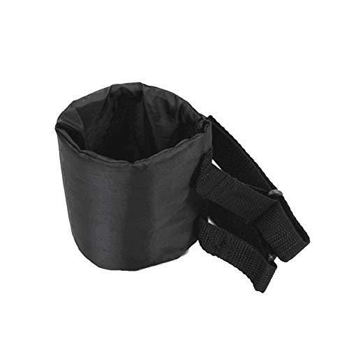 (Nicebee Roll Bar Water Drink Cup Holder Bag Straps for Jeep Wrangler CJ YJ TJ JK 2007-2017)