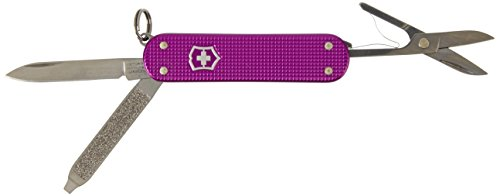 Victorinox Swiss Army Orchid Violet Classic SD Alox Limited Edition 2016