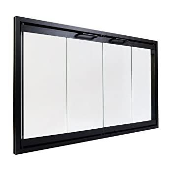 Amazon Com Superior Bifold Fireplace Doors With Frame 38