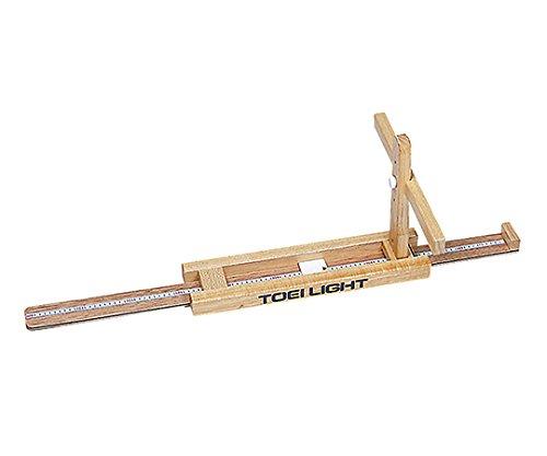 トーエイライト61-9672-30長座体前屈測定器1 B07BD2WTLM