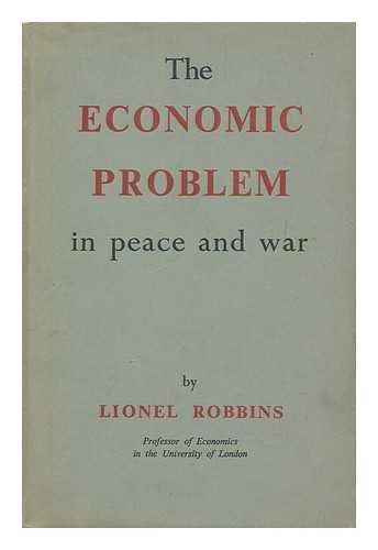 Lionel charles robbins