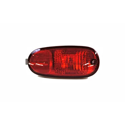 Genuine Hyundai Parts 92405-26050 Driver Side Rear Bumper Reflector: Automotive