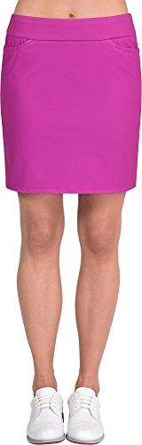 (Tail Women's Comfort Knit Flounce Golf Skort (Vibrance, XS))