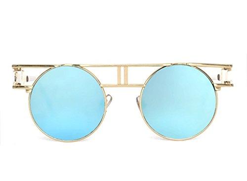 Gothic Retro Punk Polarized Sunglasses For - Non Polarized Polarized Sunglasses Versus