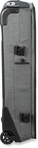 Dakine Unisex Split Roller Wheeled Travel Bag, 85l, Carbon