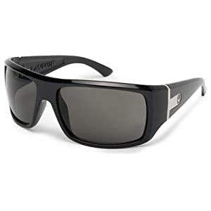 Dragon Sunglasses DR VANTAGE 1 BLACK 001