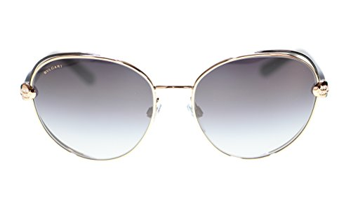 9d9e97d6cd1 BVLGARI Women s Sunglasses BV6087B 20238G Black Pink Gold Grey Gradient  Lens 57mm - Buy Online in UAE.