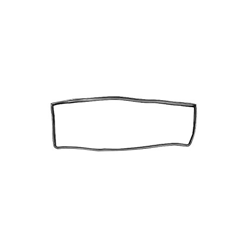 MACs Auto Parts 44-38751 - Mustang Coupe Rear Window ()
