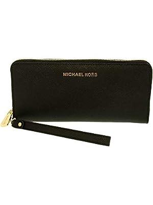 Michael Kors Jet Set Travel Continental Wallet Wristlet
