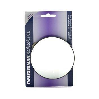 (Tweezerman TweezerMate - 12X Magnification Personal Mirror -)