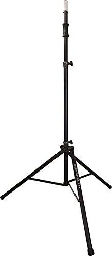 Ultimate Support TS-110B Air-Powered Series Lift-assist Aluminum Tripod Speaker Stand w/ Integrated Speaker Adapter - Xtra Tall by Ultimate Support