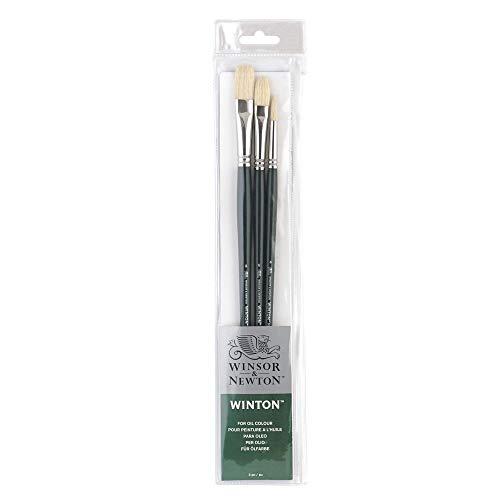 Winsor & Newton Winton Long Handle Brush