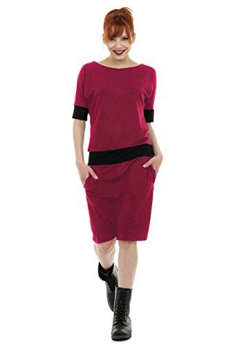 a donna prodotta Vestito Berlino pipistrello Rosa 3Elfen prendisole de wnqUX6YI