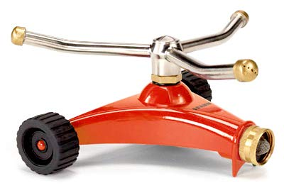 (Dramm 10-15050 ColorStorm Whirling Sprinkler, Metal, 3-Arm, Assorted Colors - Quantity)