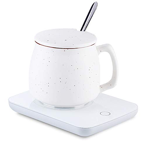 Coffee Mug Warmer Auto Shut Off Cup Electric Heater Plate