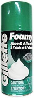 Gillette Shave Foam- Foamy Lemon Lime (311g)