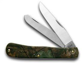 Case Camo Trapper Pocket Knife