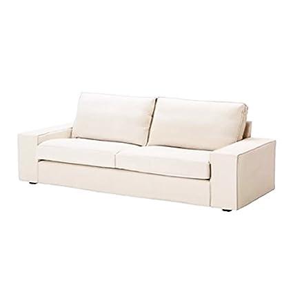 Reemplazar Funda para IKEA KIVIK Tres Asiento sofá Cama, 100 ...
