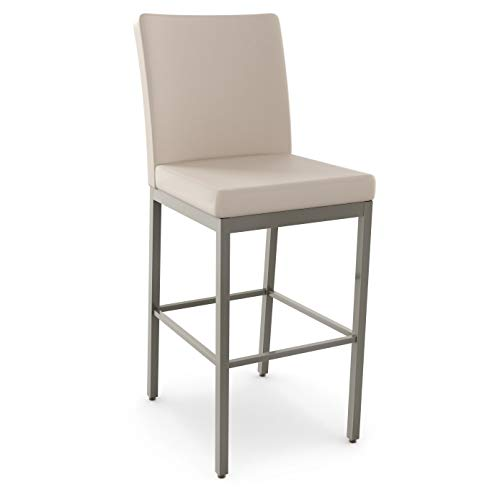 Amisco Perry Counter Height Metal Stool from Amisco