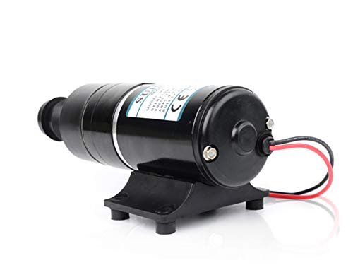 12V Sewage Pump,Double Blade Design Single Suction 45L/min for RV Yacht Marine Toilet(USA Stock) by LYNICESHOP (Image #3)