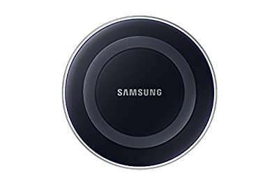 Samsung EP-PG920IBUGUS Wireless Charging Pad with 2A Wall Charger- Black Sapphire from Samsung