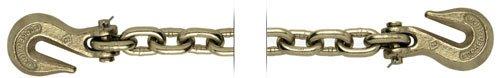 Peerless Industrial Group Tow & Binder Chain 3/8''X16' #H3226-5520 by Peerless