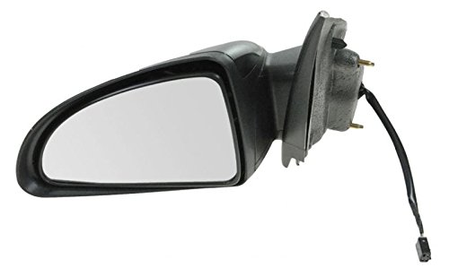 Power Side View Mirror Driver Left LH for 05-10 Chevy Cobalt 4 Door Sedan (4 Cobalt Chevy Door)