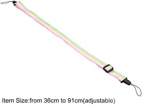 Instant Film Camera Rainbow Camera Flexible Neck Shoulder Strap for Fujifilm Instax Mini Camera Accessory Parts