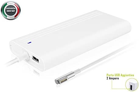 Newnet Fuente de alimentación Cargador MacBook Pro (17 ...