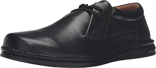 Birkenstock New Men's Memphis Oxford Black Leather 42 R